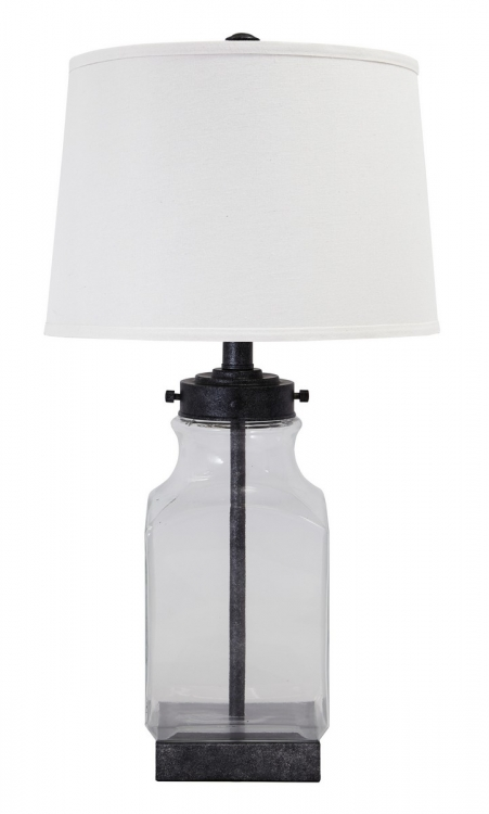 Sharolyn Glass Table Lamp
