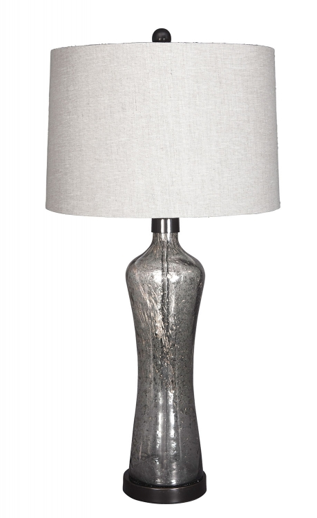 Sharrona Glass Table Lamp