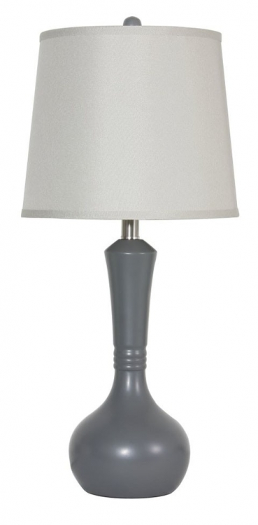 Synthia Poly Table Lamp - Set of 2