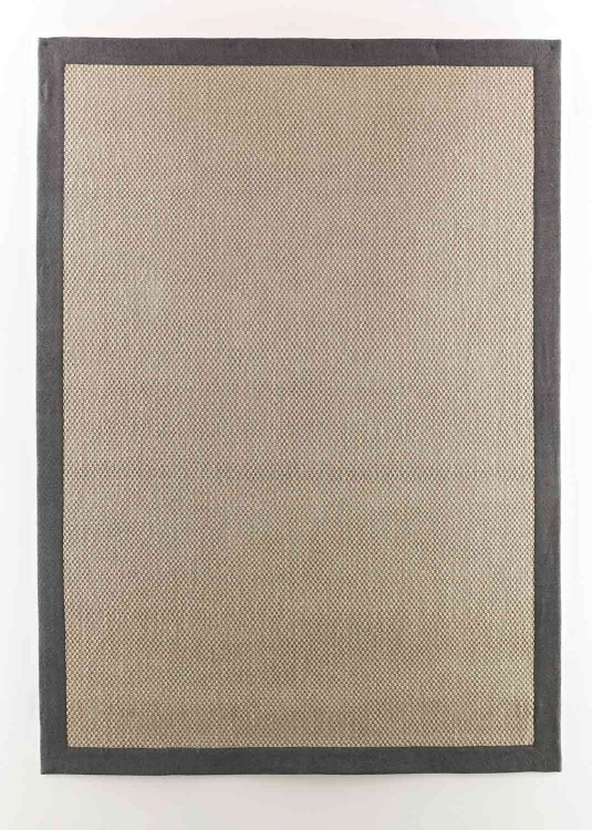 Delta City Medium Rug - Steel