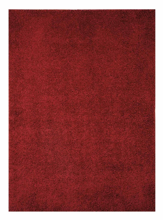 Caci Medium Rug - Red