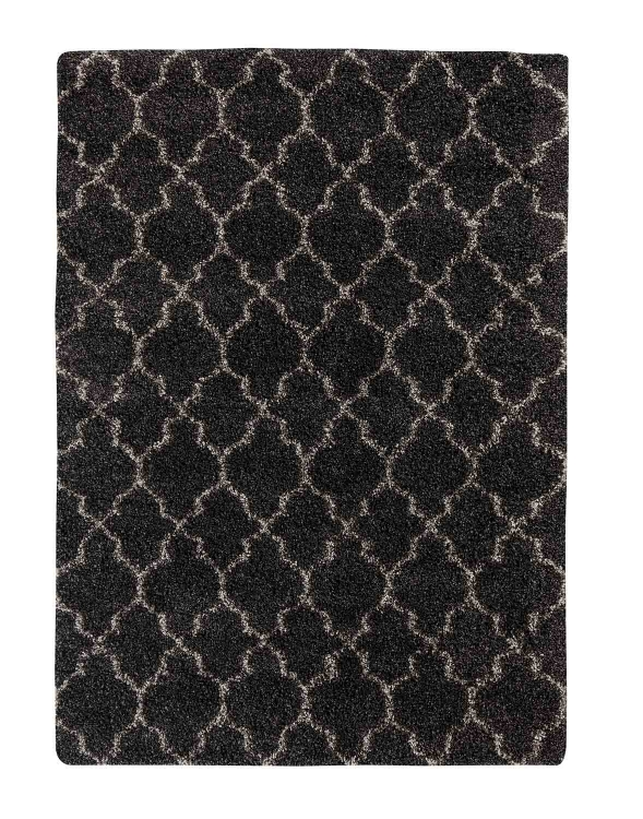 Gate Large Rug - Black