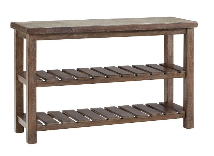 Rustic Accents Sofa Table