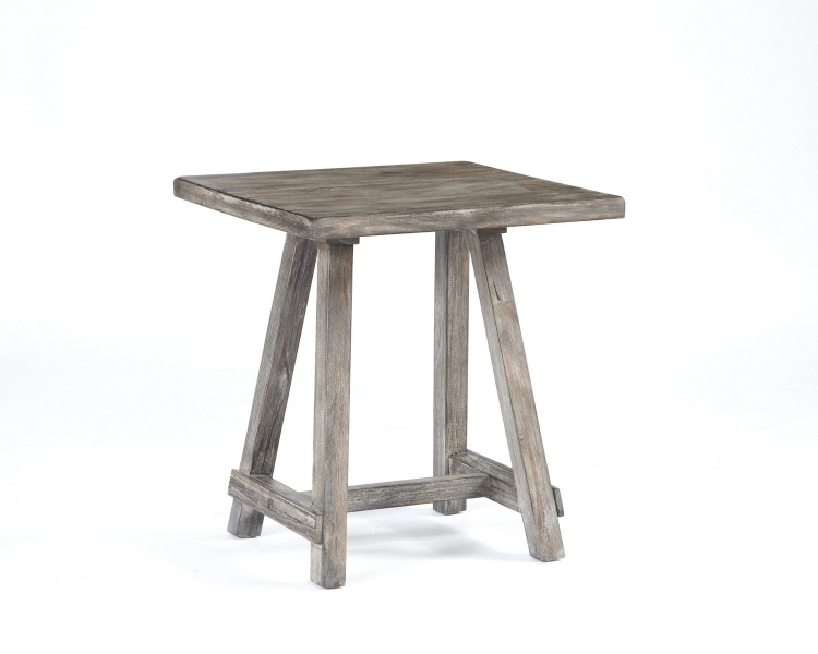 Rustic Accents Chair Side End Table