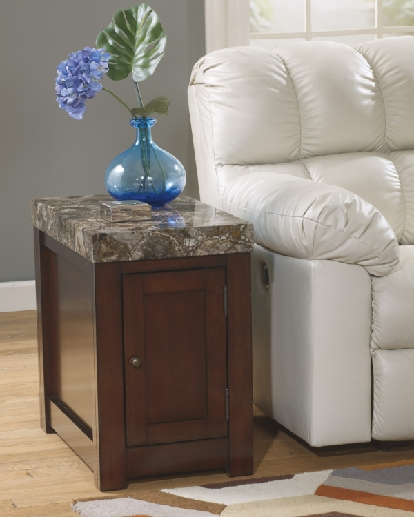 Kraleene Chair Side End Table