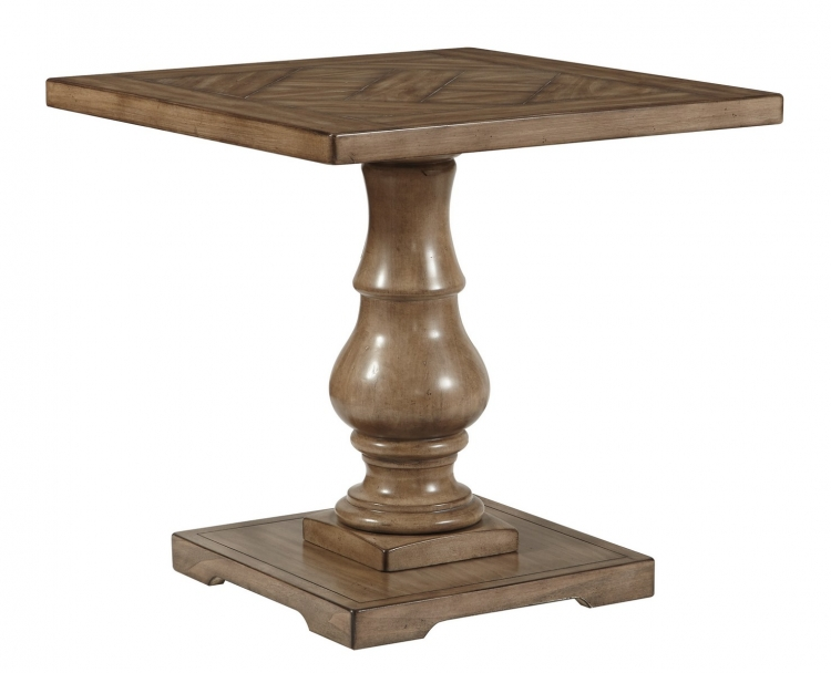 Chalimone Square End Table