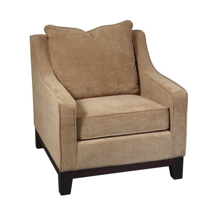 Regent Chair - Easy Brownstone - Avenue Six
