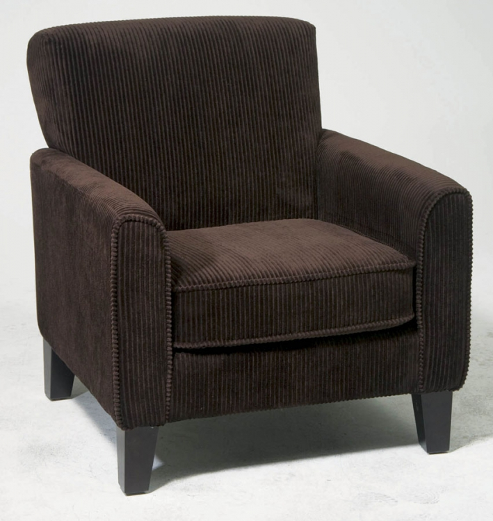 Sierra Chair - Corduroy Coffee - Avenue Six
