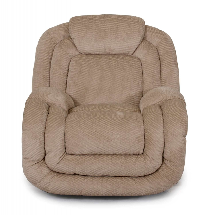 Apex II Casual Comforts Recliner Chair - Dallas Mink