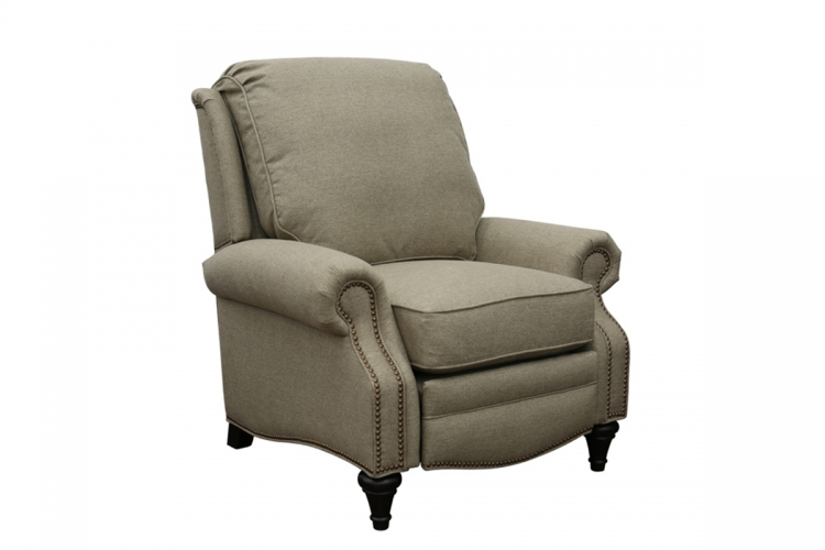 Avery Recliner Chair - Sisal/fabric