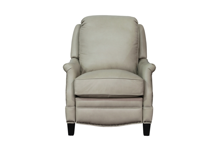 Ashebrooke Recliner Chair - Shoreham Cream/All Leather