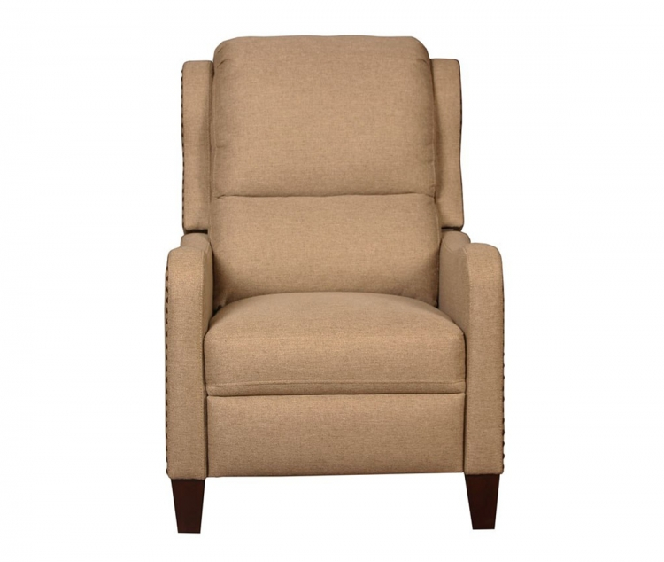 Addy Recliner Chair - Sisal/fabric