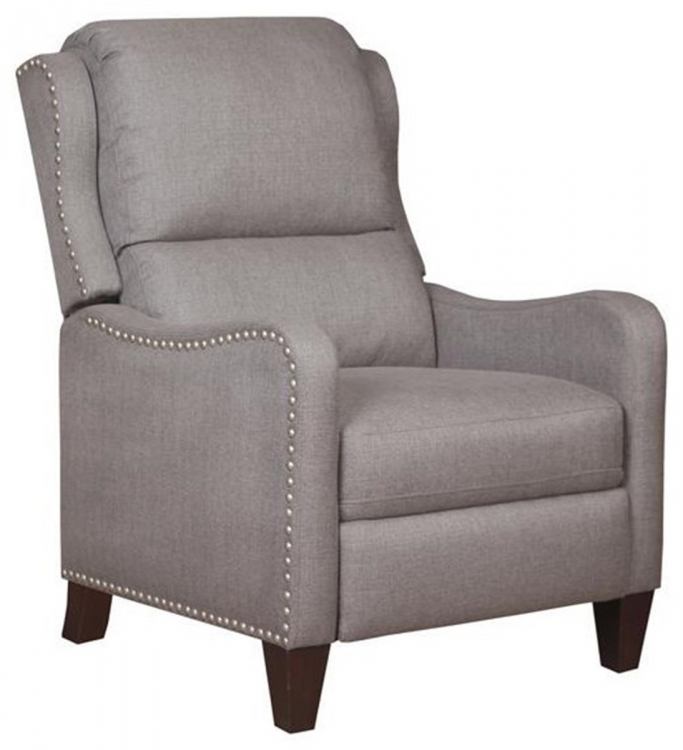 Addy Recliner Chair - Samantha Graystone/fabric