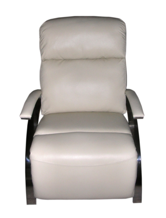 Zen ll Metro Living Recliner Chair - Cream - Barcalounger
