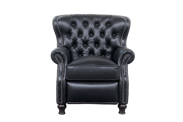 Presidential Recliner Chair - Wenlock Onyx/All Leather