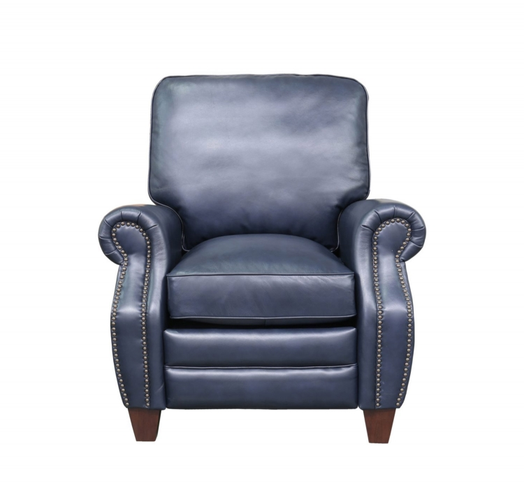Briarwood Recliner Chair - Shoreham Blue/all leather