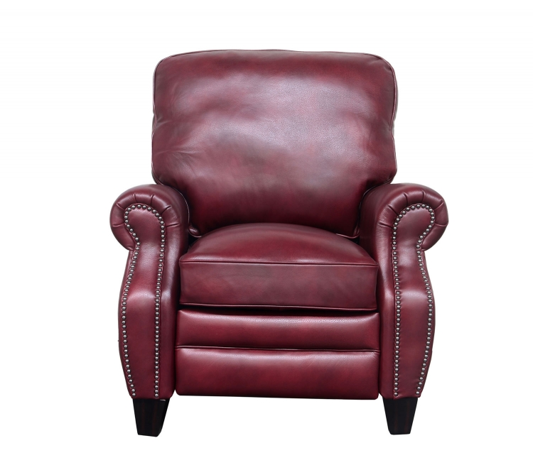 Briarwood Recliner Chair - Wenlock Carmine/all leather