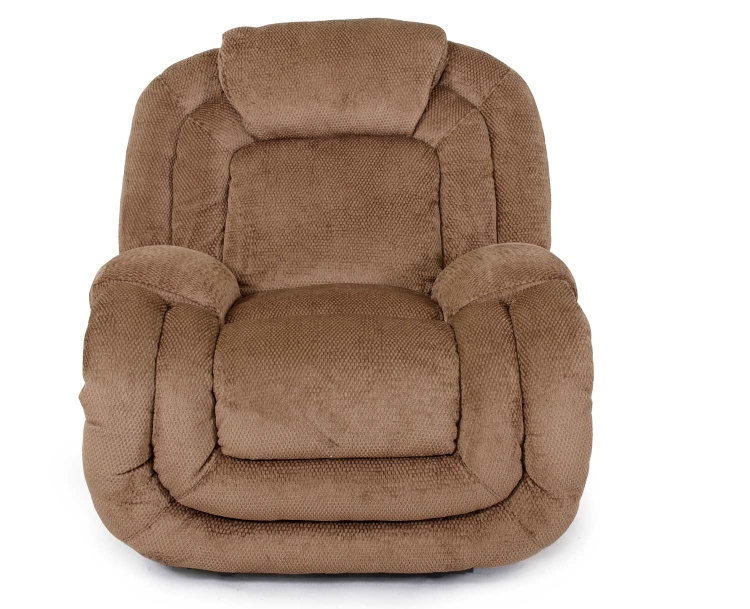 Apex II Casual Comforts Power Recliner Chair - Dallas Mink