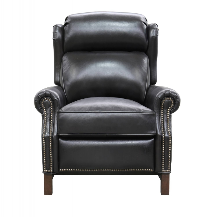 Thornfield Power Recliner Chair with Power Head Rest - Shoreham Fudge/All Leather