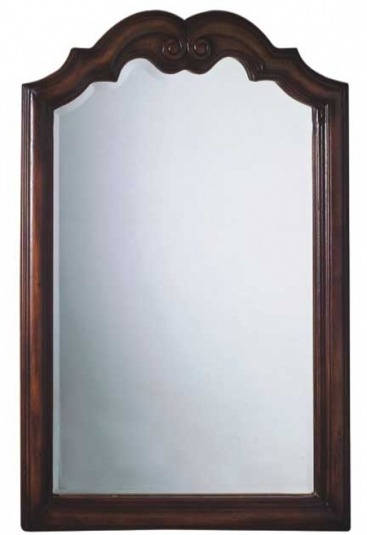 Mirror Teak-Dragon Wood
