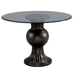 Ball Vase Table Set - Traditional Accents