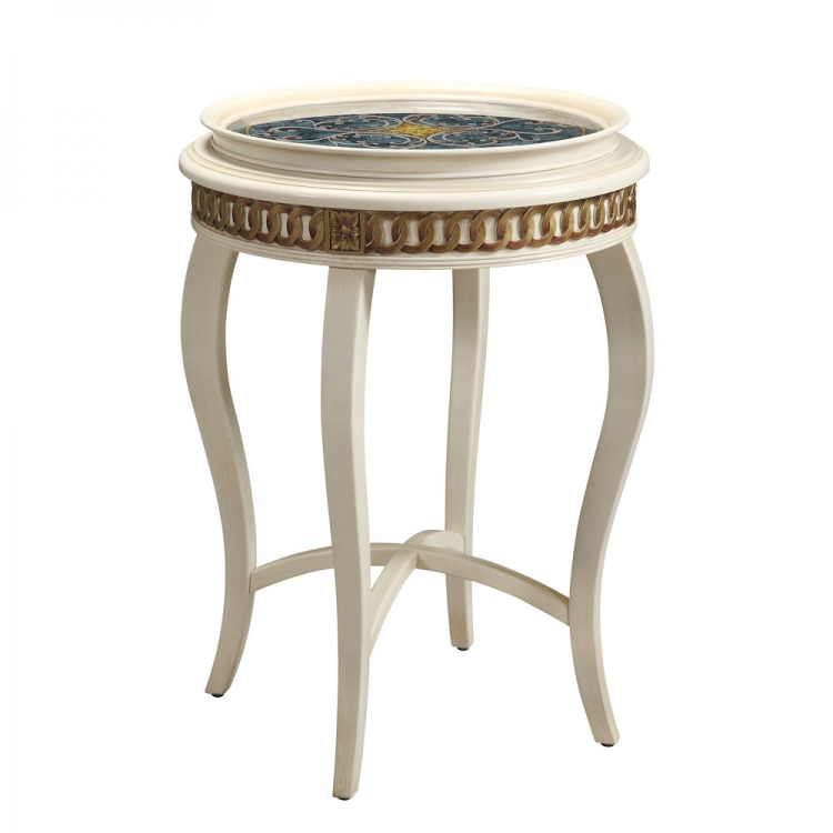 St. Petersburg Accent Table - Traditional Accents