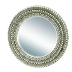 Dahlia Mirror - Traditional Accents