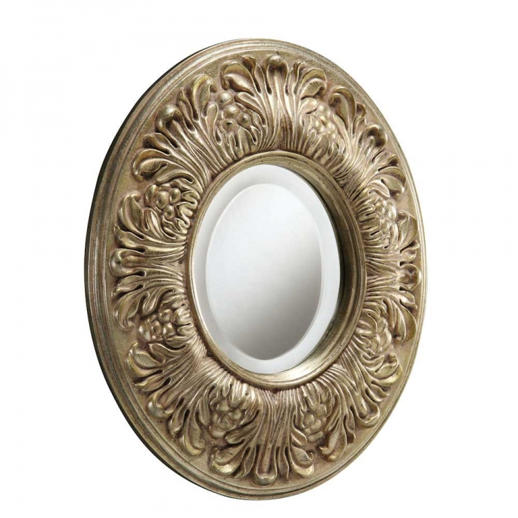 Duarte Mirror - Traditional Accents