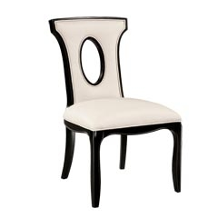 Alexis Side Chair - Traditional Accents
