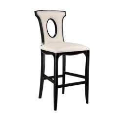 Alexis Bar Stool - Traditional Accents