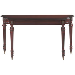 Brighton Square Console - Traditional Accents