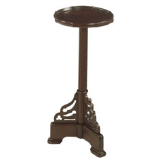 Avalon Pedestal Table - Traditional Accents