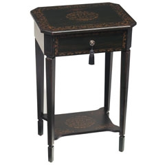 Regency Side Table - Traditional Accents
