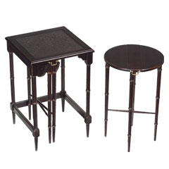 Melbourne Nesting Tables - Traditional Accents