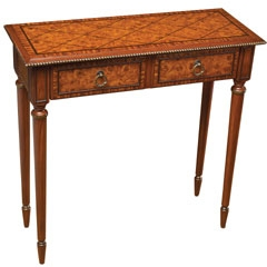 Fraser Hall Table - Traditional Accents