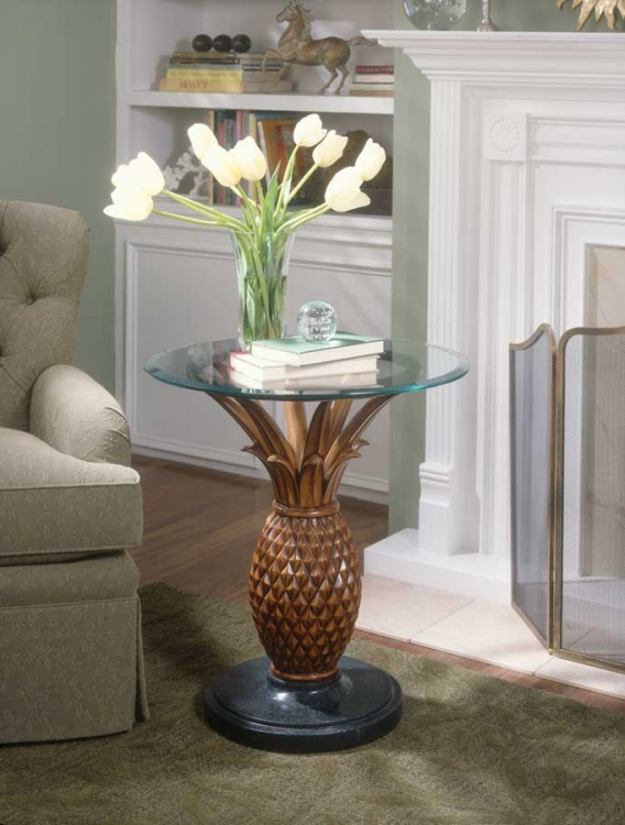0313070 Heritage Side Table
