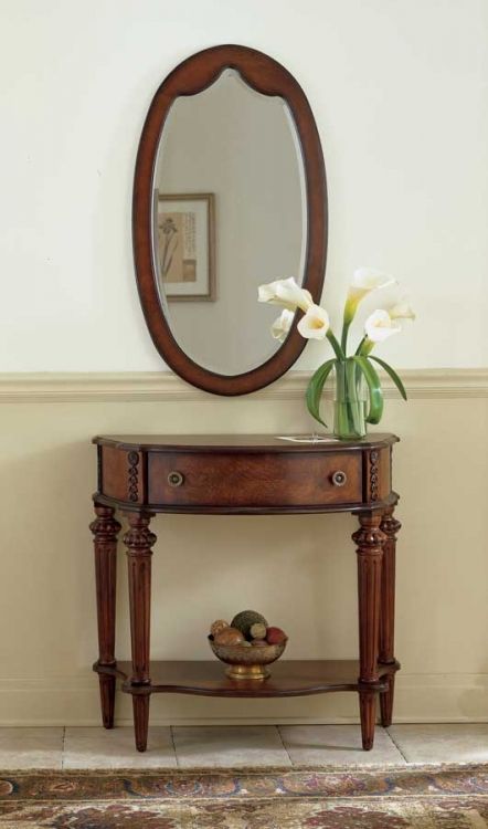 0589024 Plantation Cherry Console Table - Butler