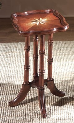 0937024 Plantation Cherry Scatter Table - Butler