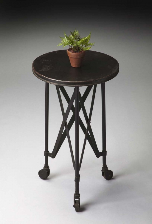 1168025 Accent Table - Metalworks