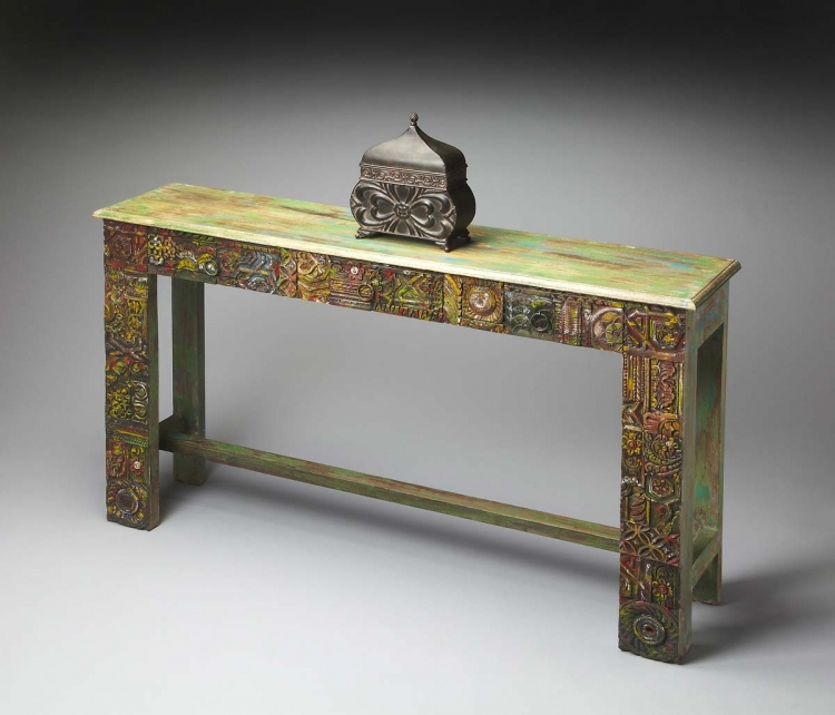 1195290 Console Table - Artifacts - Butler
