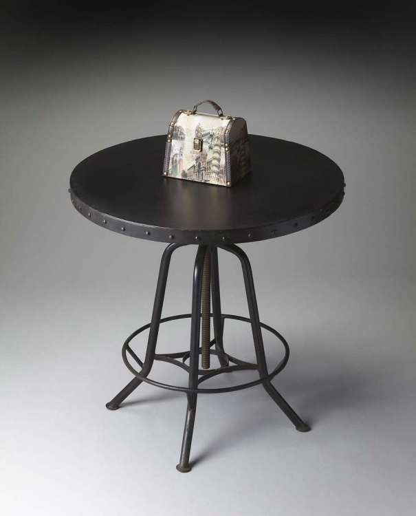 1200025 Hall/Pub Table - Metalworks - Butler