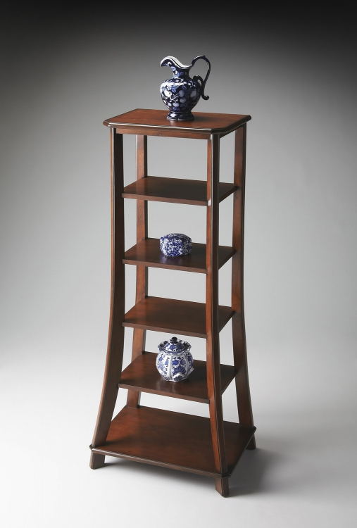 1226024 Plantation Cherry Etagere