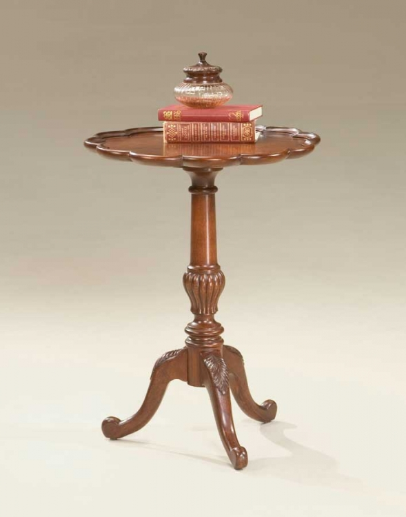 1482024 Plantation Cherry Pedestal Table - Butler