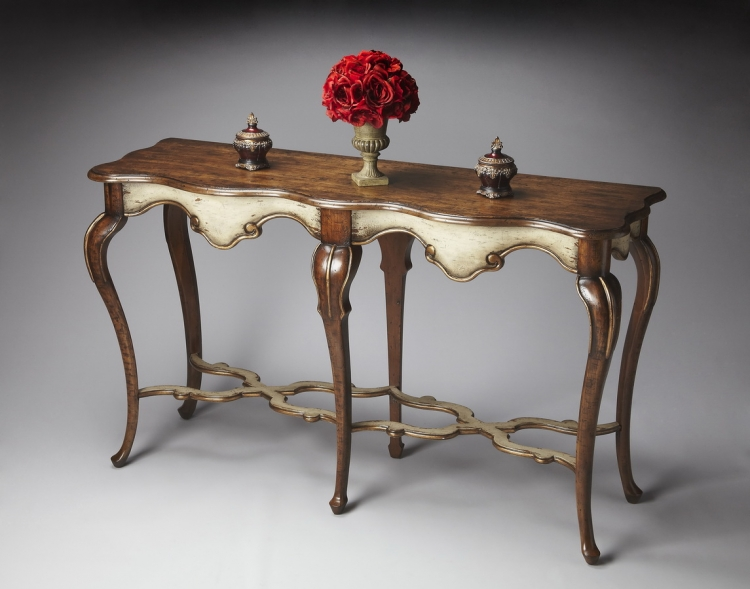 1526239 Appaloosa Console Table - Butler