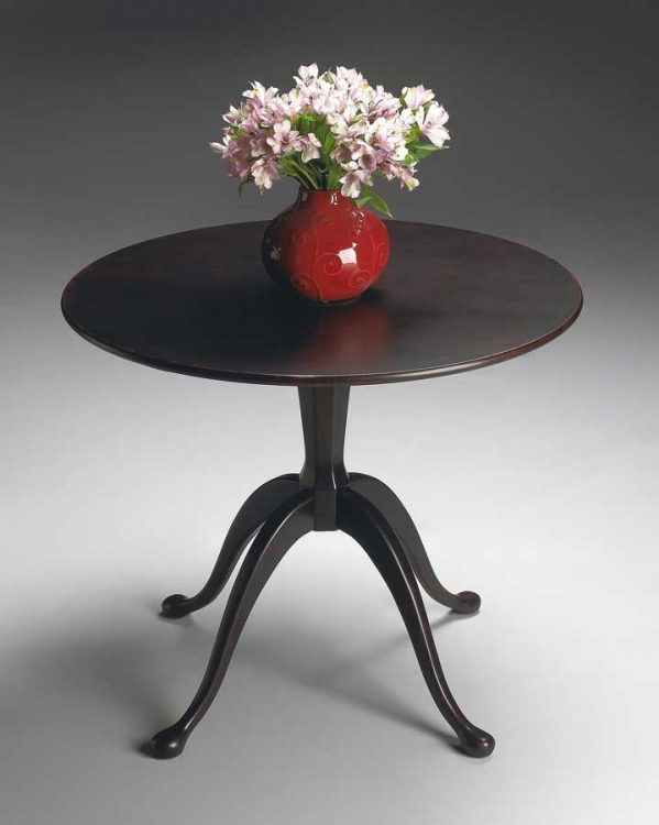 1775136 Plum Black Hall Table - Butler