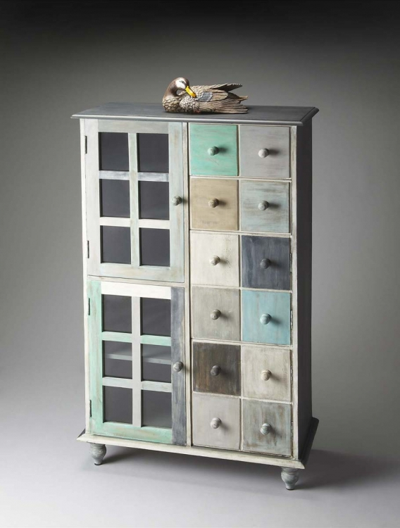 1781290 Accent Chest - Artifacts - Butler