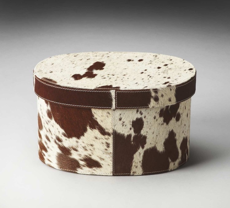 1805016 Hors Doeuvres Oval Storage Box