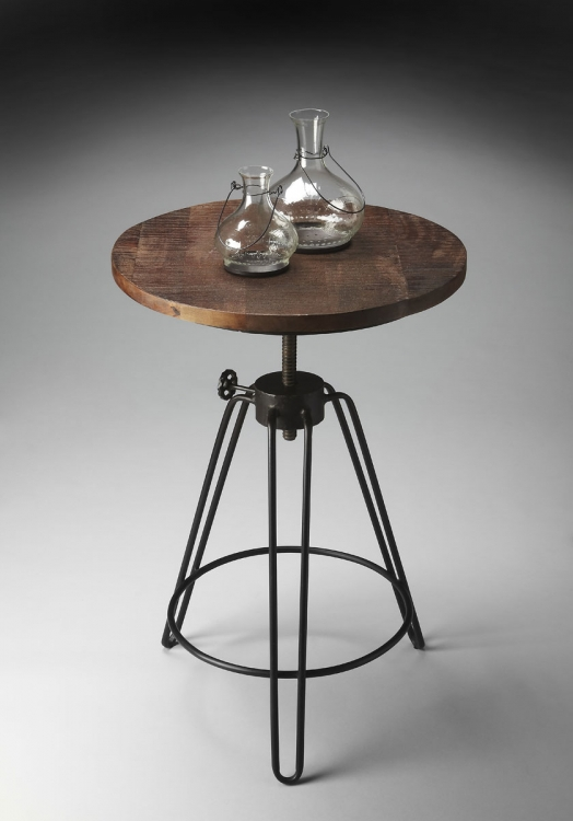 2046025 Accent Table - Metalworks - Butler