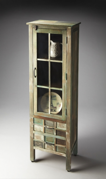 2064290 Display Cabinet - Artifacts - Butler