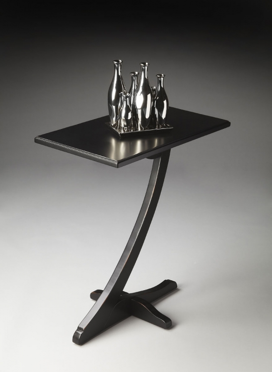 2202111 Accent Table - Black Licorice - Butler
